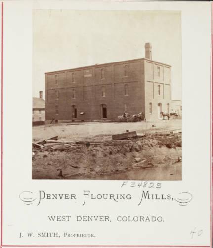 West Denver's Water Legacy