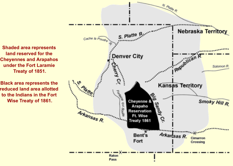Shriking Reservation Map