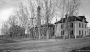 Arapahoe County Hospital, Denver 1889. Courtesy DPL, Western History Collection X-28724