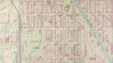 Baist's real estate atlas of surveys of Denver 1905, Col. (Plate 13) Courtesy DPL, Western History Collection C912.78883 B165bai 1905.