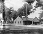 Pool and Bath House in Lincoln Park Denver