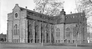 Denver County Jail 1918. Courtesy DPL, Western History Collection X-29712