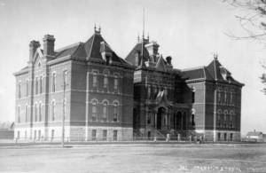 Franklin School in Denver. Courtesy DPL, Western History Collection, C-67