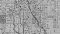 Latest Map of the City of Denver 1882 Zoom, DPL Western History Collection CG4314.D4 1882.L3c