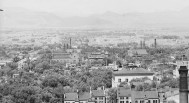 Denver from the Capital. Courtesy History Colorado CHS.X9715