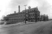 Denver General Hospital Approx 1910, DPL Western History Collection, X-28546