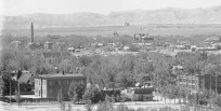 Denver panoramic (Zoom A). Courtesy History Colorado Collection CHS.J2617