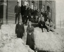 Elmwood School 1914. Courtesy DPL Western History Collection WH1990