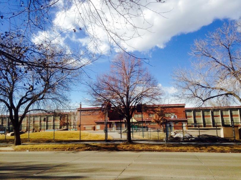 Greenlee Elementary Jan 2015.