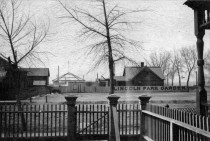 Lincoln Park Garden (between 1890 and 1910) Courtesy DPL Western History Collection X-18926
