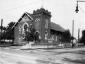 Nazarene Church on Kalamath at 10th, DPL Western History Collection X-25656