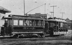 The Denver Tramway Co Car used in Lincoln Park, DPL Western History Collection C388.460978 D437as