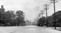 West Colfax and Lipan Looking East. Courtesy DPL Western History Collection X-22588