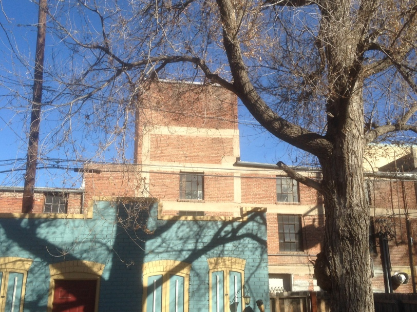 1029 Santa Fe Rear View