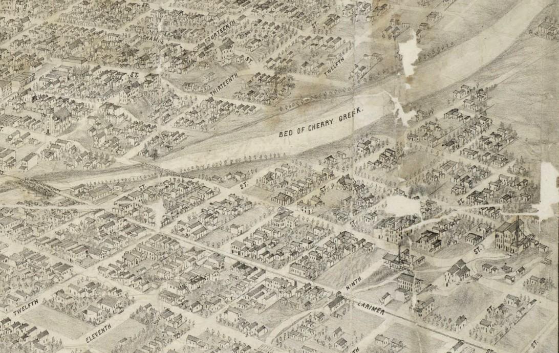 Denver, Colorado, 1874 - Glover, E. S.
