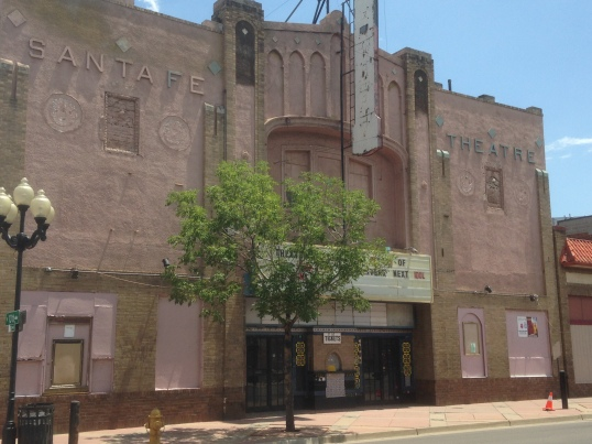 """Santa Fe Theatre"""